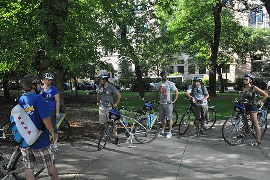 Friendly Neighborhoods Bike Tour