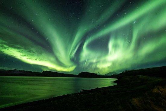 Tour dell'aurora boreale di piccoli