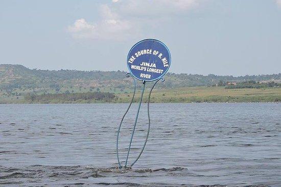 1 día Jinja fuente de la gira del río...