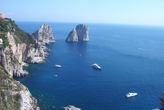 Capri and Anacapri Day Tour from Naples