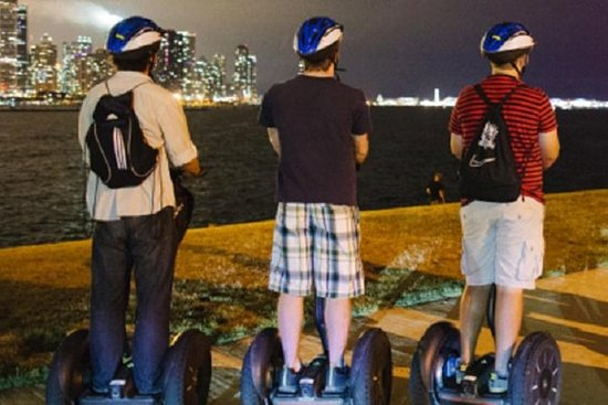 90-minute Haunted Segway Tour of...