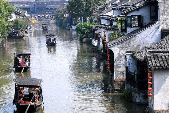 Suzhou Private Essence Tour of...