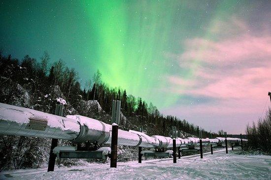Fairbanks-Evening Aurora Viewing Tour