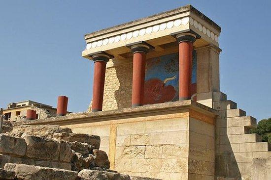 Do outro lado do norte de Creta