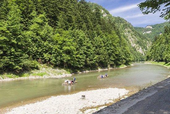 Dunajec River Rafting Tour da Cracovia