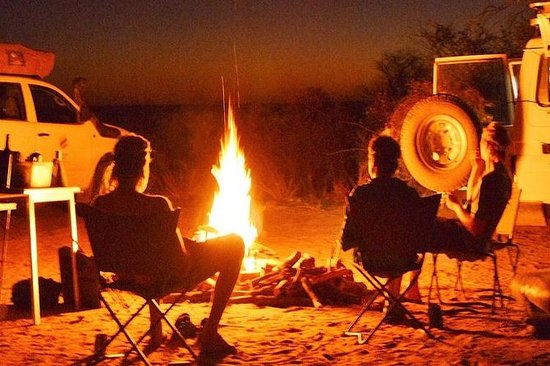 Overnatting Camping Chobe National...
