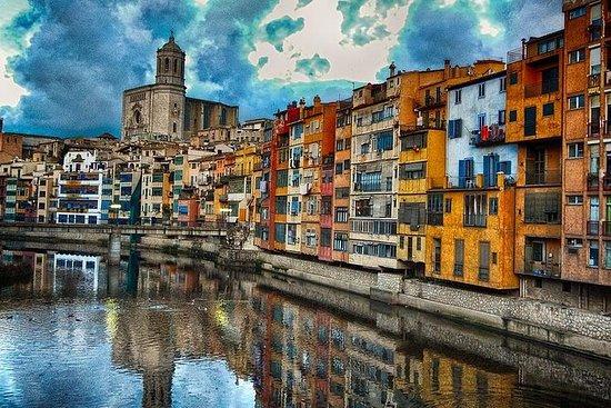 6-timers privat tur til Girona fra...