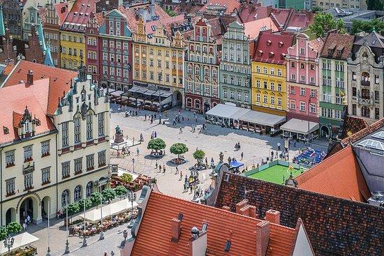 Wroclaw Day Tour da Cracovia con