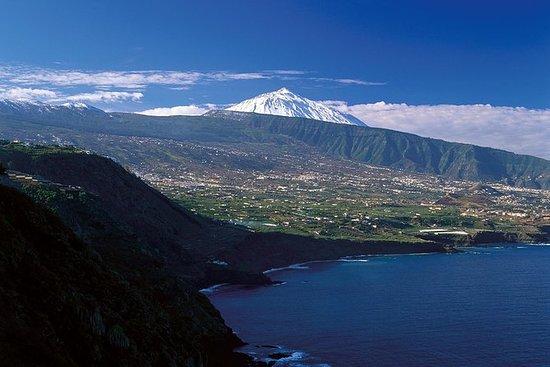 グランカナリア島からのテネリフェ島の日帰り旅行ランチが含まれています