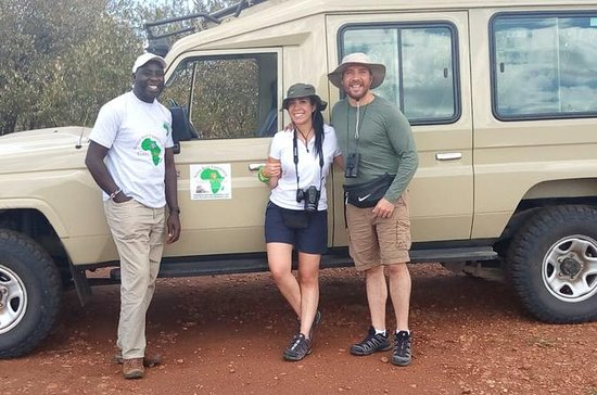 11 dage kenya og tanzania safaris fra...