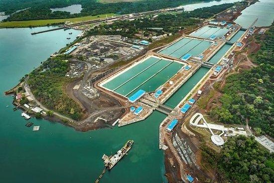 Treno del canale di Panama, Agua Clara