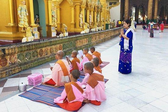 Høydepunkter av Yangon Tour Full Day...