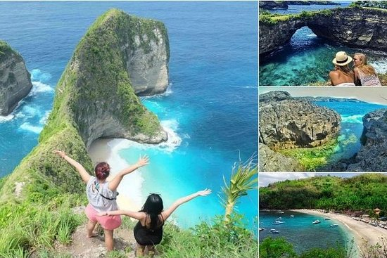 Full Day: West Nusa Penida Island Tour