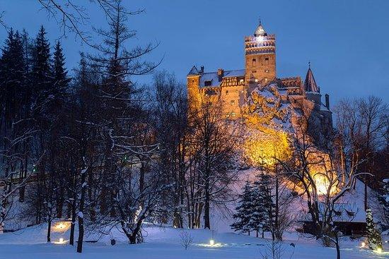 Bran Castle - Dracula Castle efter ...