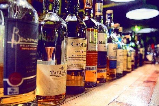 Excursão ao Whisky em Glasgow City...