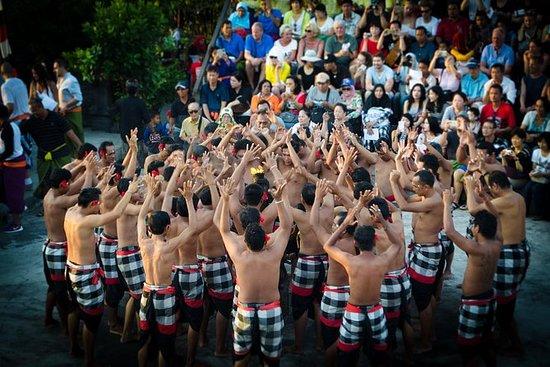 Bali al Tramonto e Cena: Uluwatu