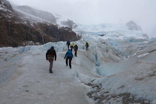Glacier glacier de Cagliero