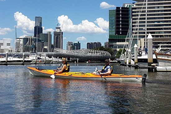 Excursion de kayak de Melbourne City...