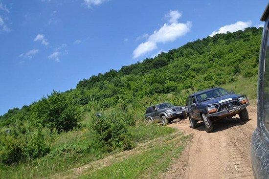 Jeep Safari Programme Obzor