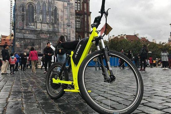 Castello di Praga - Biciclette