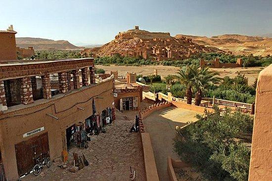 马拉喀什出发的Ait Benhaddou Ouarzazate...