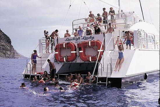 Na Pali Coast Catamaran Snorkling...