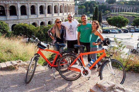 Rome Bike Tour: l'expérience...