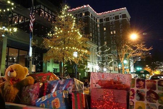 Tour de luces navideñas de Greenville