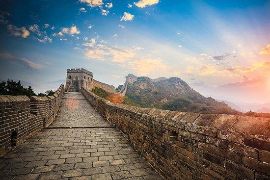 Halv dag Mutianyu Great Wall Private...