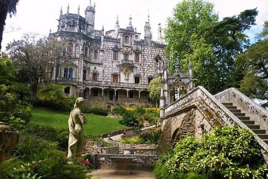 Lisbonne: Sintra Day Tour
