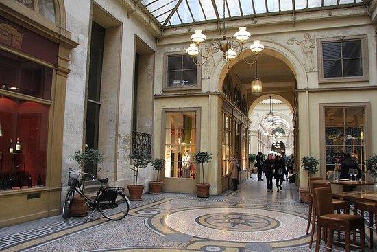 巴黎的涵盖段落:3小时小团体徒步之旅
