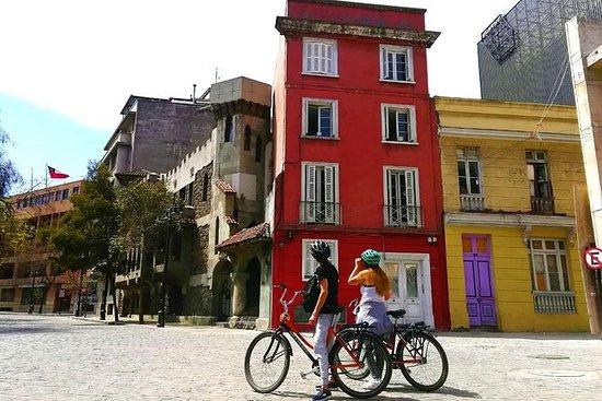 Excursão de bicicleta: Antiga Santiago