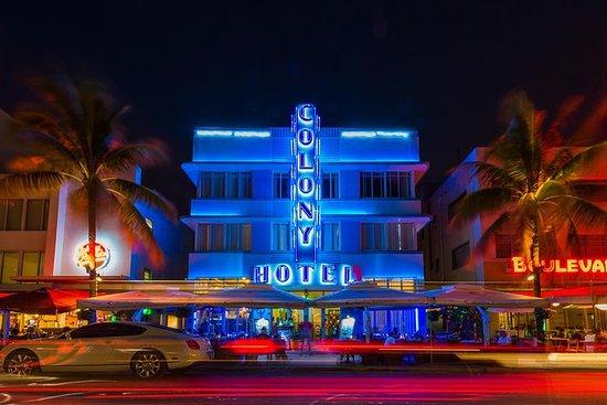 Tour de Fotografia Noturna de Miami
