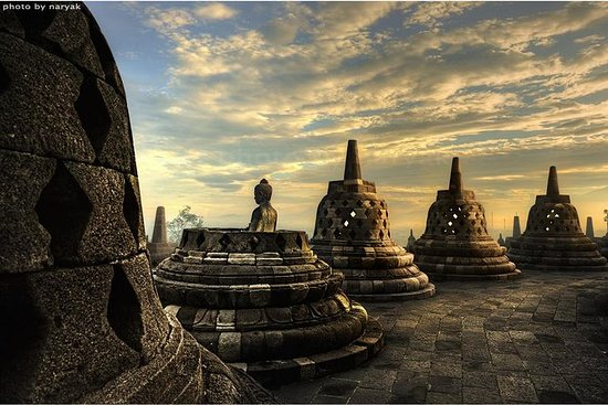 Half-Day Good Morning Borobudur