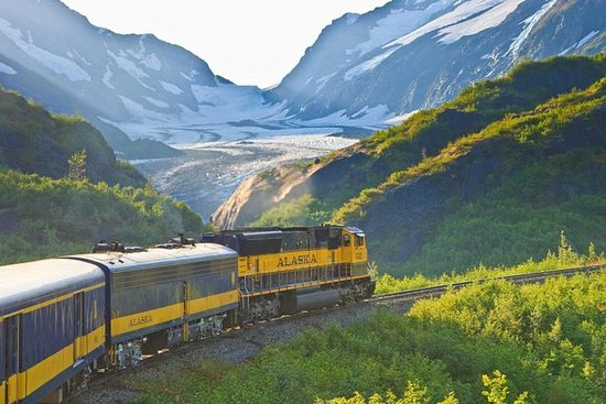 Alaska Crafted Tour and Railroad...