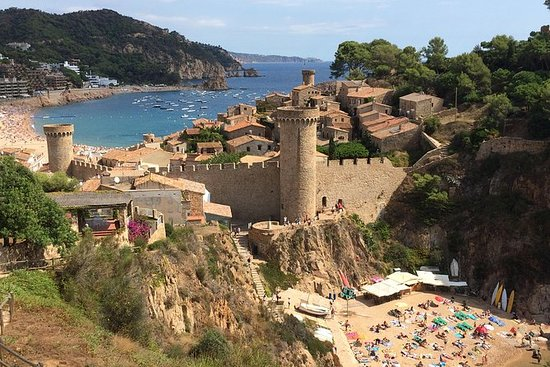 Costa Brava Coast Path Hiking en ...