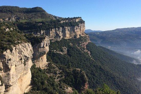 Collsacabra Cliffs Hiking og Rupit...