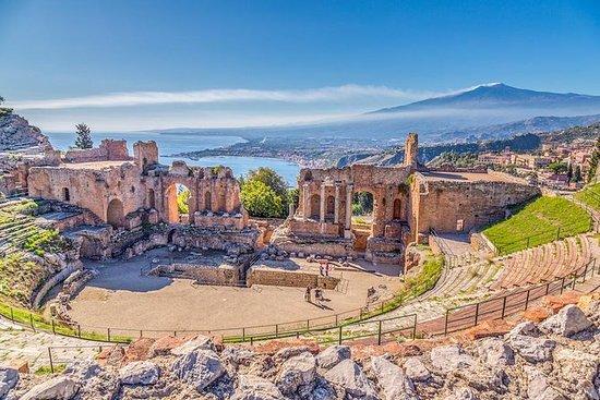 Escursione sull'Etna e Taormina