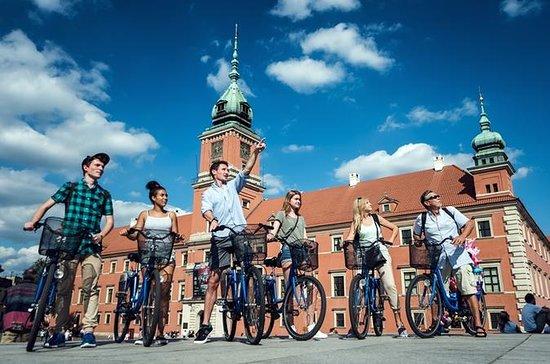 3 Stunden Warschauer Stadtradtour
