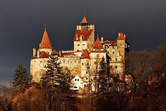 Keine Warteschlangen zum Schloss Bran
