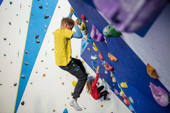 Climb Norway's Highest Indoor...
