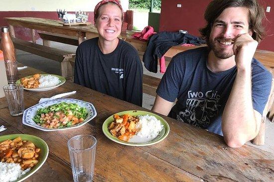 Visite de la ferme durable et dîner