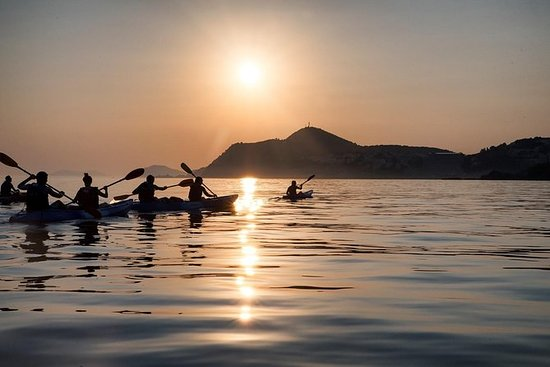 SUNSET SEA KAYAKING & WINE TASTING...