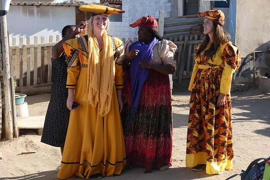 Swakopmund Cultural and Theme Tours
