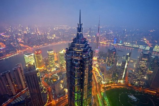 Shanghai Jin Mao Tower Observation...