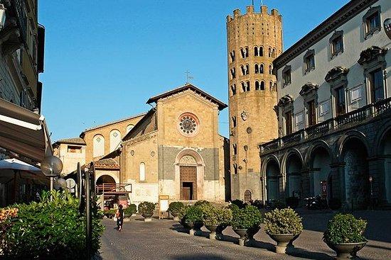 Orvieto wijnproeverij uit Rome