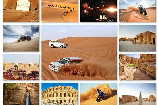 5 días de viaje privado de Túnez