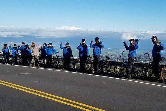 Haleakala Express-fietstocht