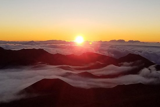 Haleakala Sunrise Bicycle Tour