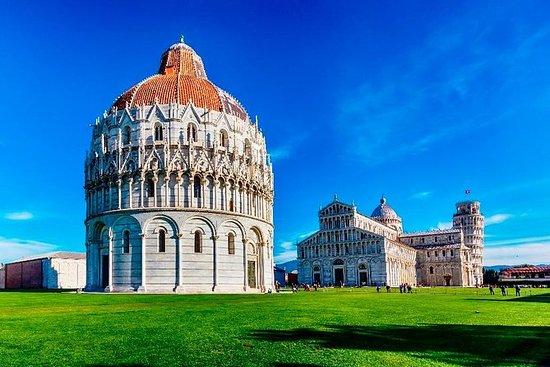 从佛罗伦萨到比萨和圣米尼亚托的私人之旅